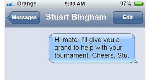 Stuart Bingham