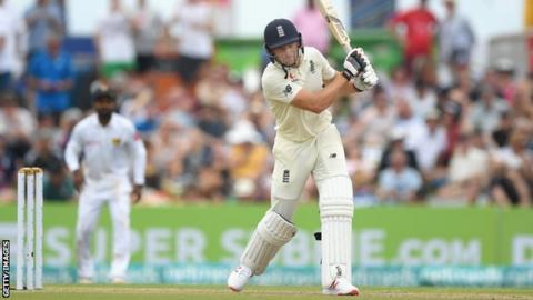 Buttler hits half-century as England struggle v Sri Lanka