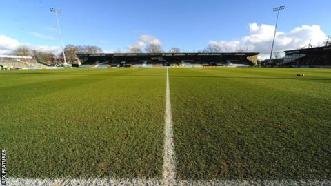 Huish Park Yeovil Town