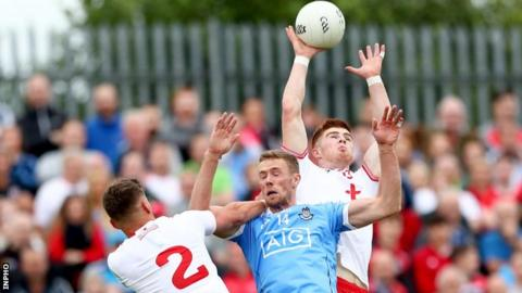 Dublin have now won their last four championship encounters with Tyrone