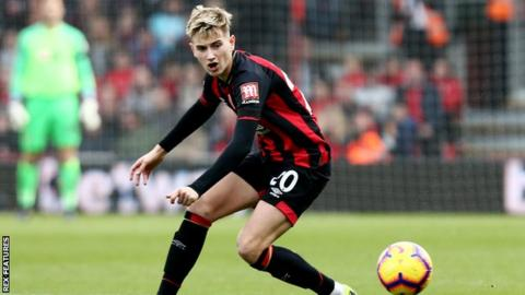 David Brooks has established himself in the Bournemouth midfield since signing from Sheffield United in July