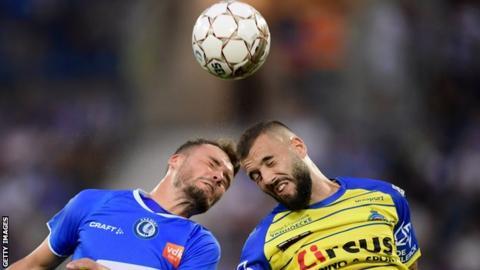 Kilmarnock confident of signing Belgian striker Vanzo