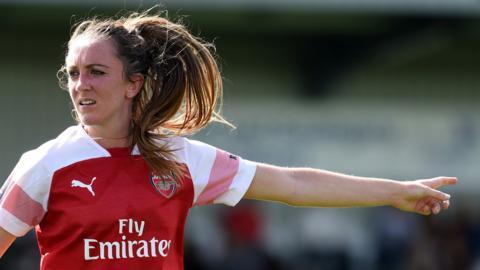 Arsenal's Louise Quinn