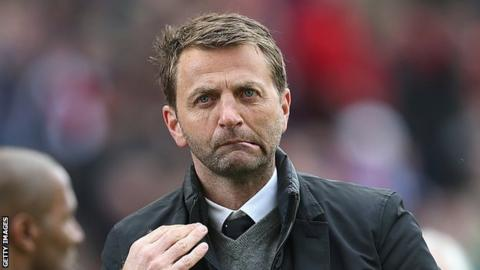 Swindon Town director of football Tim Sherwood