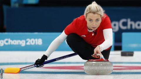 Red light foul mars GB Women curling defeat against Sweden