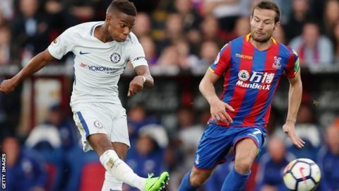 Celtic set to sign Chelsea's Charly Musonda on loan