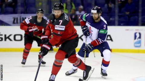 Canada are the top-ranked team in the world and earn salaries which dwarf those of their British counterparts
