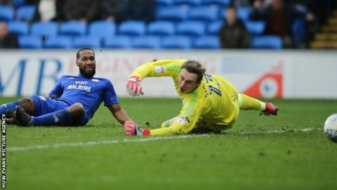 Junior Hoilett scored 11 goals in 50 games for Cardiff last season