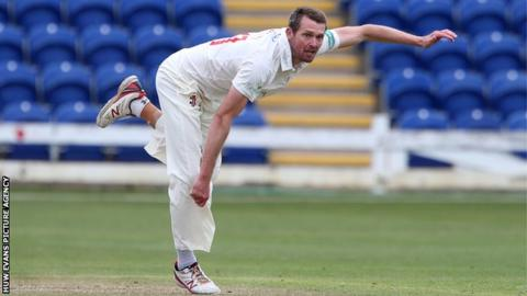 Glamorgan's Michael Hogan says a new fitness regime has improved his bowling