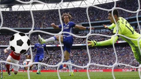 FA Cup final goal
