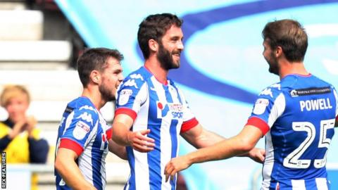 Will Grigg, Nick Powell