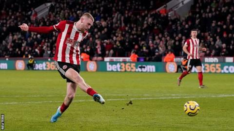 McBurnie winner sends Sheff Utd fifth after gradual VAR drama thumbnail