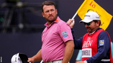 Graeme McDowell: NI golfer reveals PGA Championship pull-out was due to Bahamas hurricane
