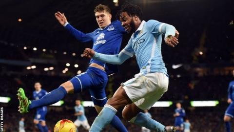 John Stones and Raheem Sterling