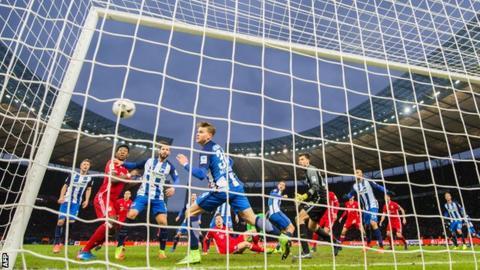 Hertha BSC 1-1 Bayern Munich - BBC Sport ae2ecfad6