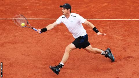 Scotland's Andy Murray