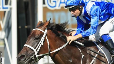 Winx Sets Worldwide Group 1 Record