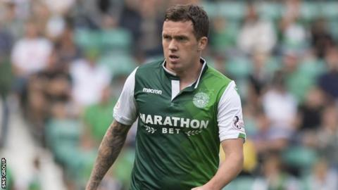 Midfielder Danny Swanson is free to find another club