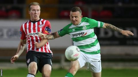 Stephen Dooley and Gary McCabe