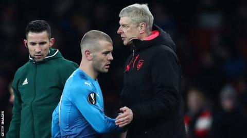 Arsene Wenger remains hopeful that Jack Wilshere will stay at the club