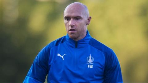 Connor Sammon of Falkirk