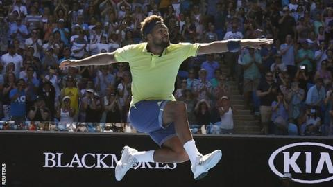 Early Greek Departures from Australian Open