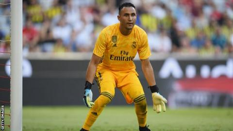 Areola joins Real Madrid; Navas moves to PSG