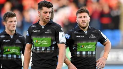 Dave Rennie urges composure from Glasgow after loss to Saracens