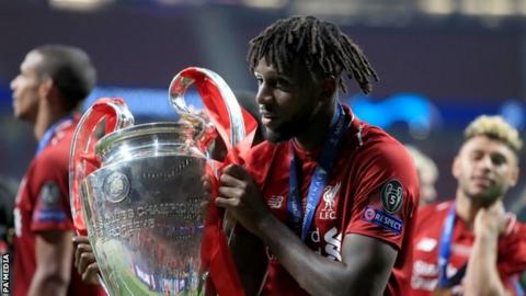 Divock Origi signs new long-term deal at Liverpool