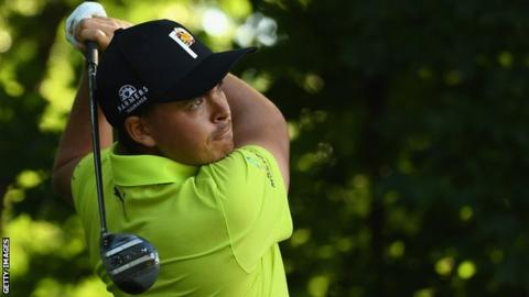 Li withdraws from PGA Championship due to wrist injury