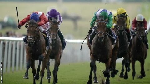 Veracious wins Falmouth Stakes
