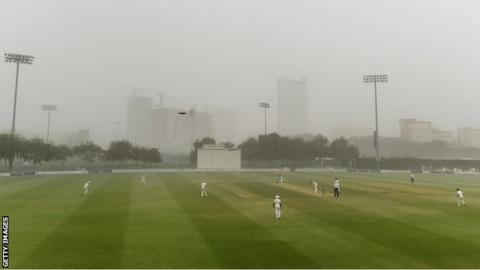 Dubai dust storm