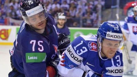 Slovakia against Great Britain