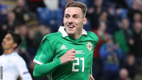 Euro 2020 qualifier: Dutch grab late goals to beat Northern Ireland