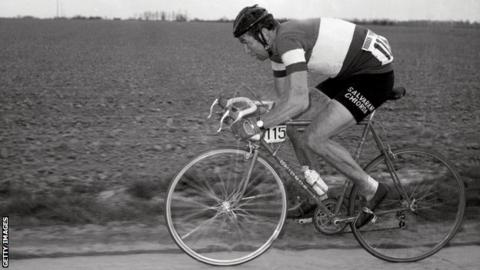 Felice Gimondi: Italian cycling legend dies at the age of 76