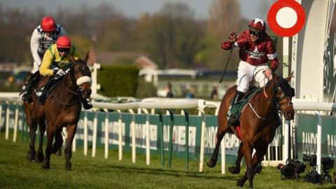 Tiger Roll Top Weight For Aintree Grand National