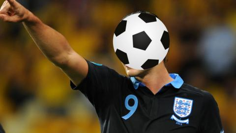 Who is this England goalscorer?