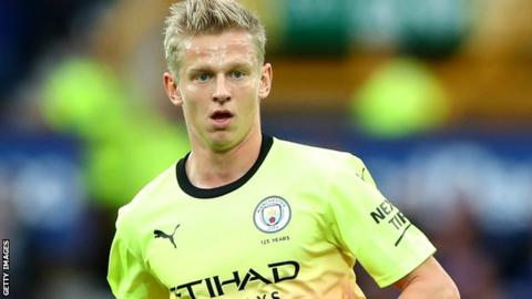 Zinchenko, Rodri add to Man City's defensive woes