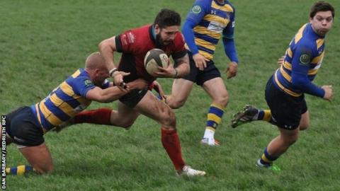 Redruth v Old Elthamians
