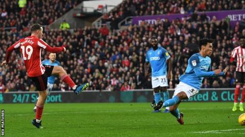 Sunderland v Bradford City