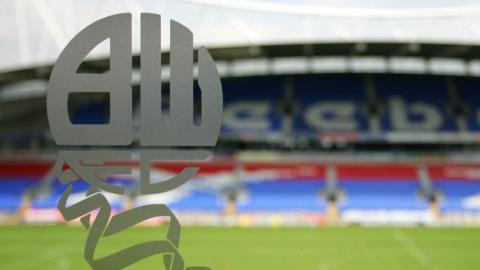 Bolton Wanderers badge