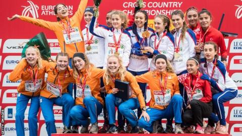The European cross-country championships