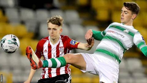 Premier Division: Devine bullish as Derry face pacesetting Rovers