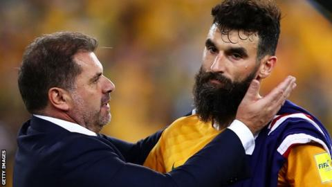 Australia's coach quits despite guiding Socceroos to World Cup