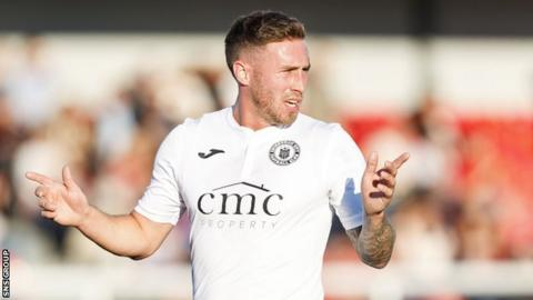Edinburgh City sit top of League Two with five wins from six