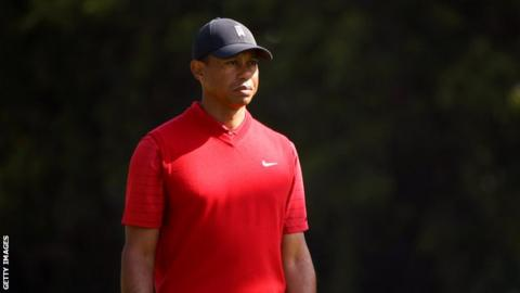 Tiger Woods to miss The Players Championship with back problem