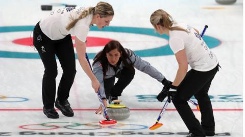 Great Britain's women's curling