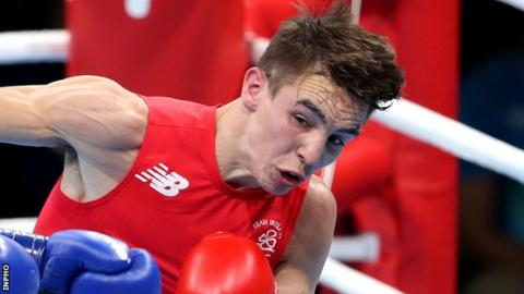 Michael Conlan suffered a controversial quarter-final defeat at the Rio Olympics