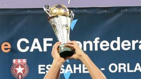 Confederation Cup trophy