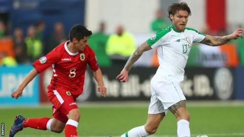Euro 2020 qualifiers: Republic of Ireland can build momentum with win over Georgia says Jeff Hendrick